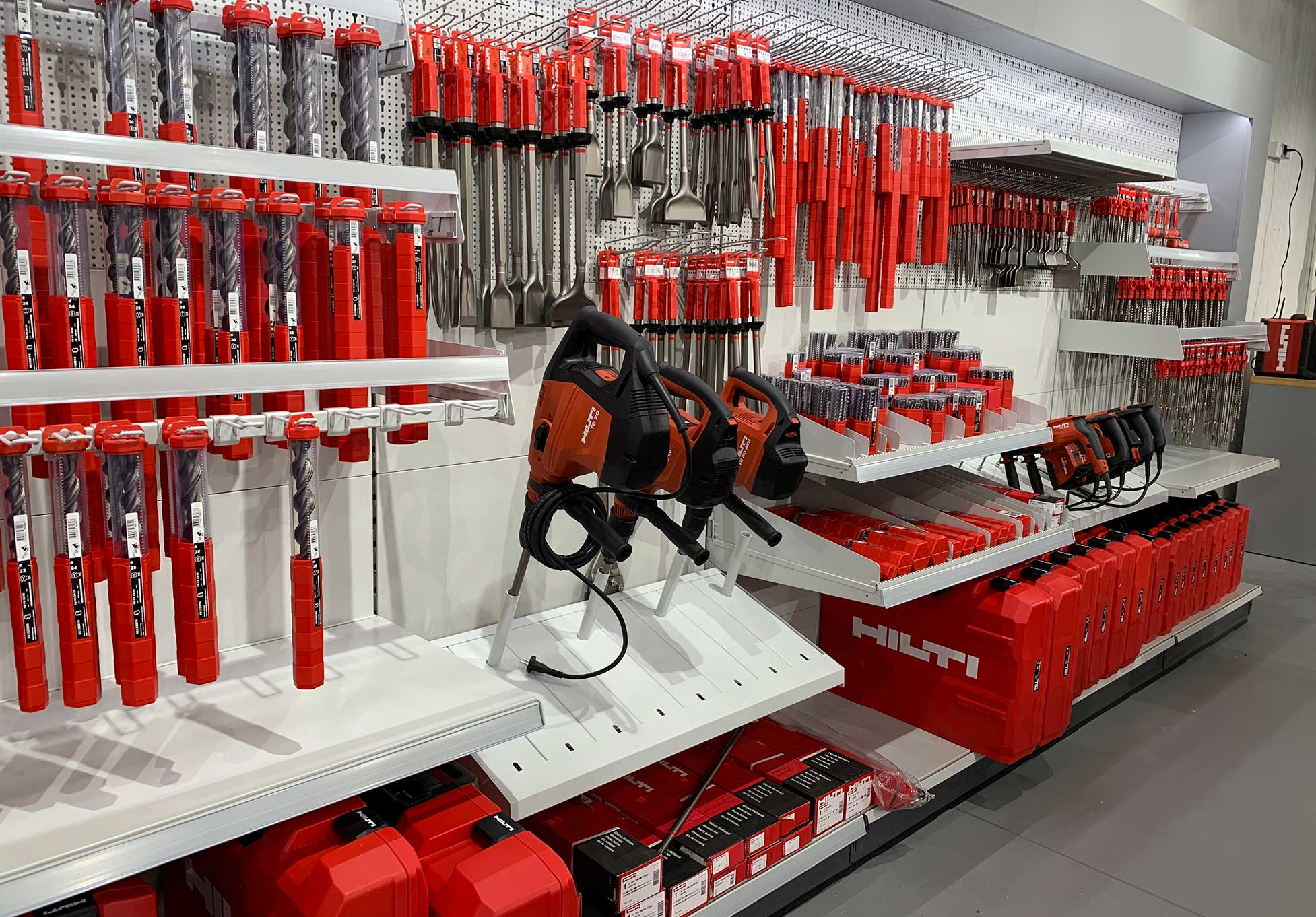 Hilti Filiale ATC Business-Park-Nord